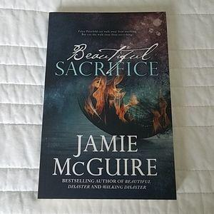 NWT Beautiful Sacrifice by Jamie McGuire